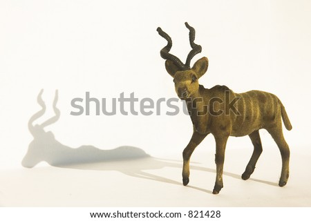 Christmas Dear - stock photo
