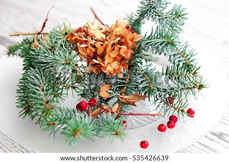 Christmas Tree Branches Decoration - josephbounassar.com