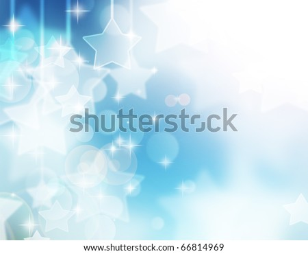 Christmas decoration.Holiday abstract background - stock photo
