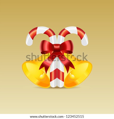 Christmas Decoration Raster Version - stock photo