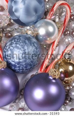 Christmas Decorations 9 - stock photo