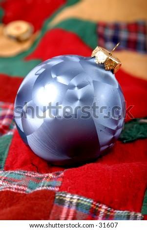 Christmas Decorations 16 - stock photo