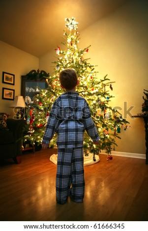 Christmas Eve - stock photo