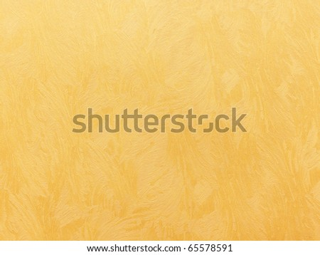 Christmas Gold paper background - stock photo