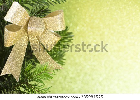 Christmas greeting card. Christmas background. - stock photo