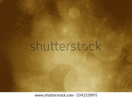 Christmas grunge background. Festive abstract background with bokeh defocused lights and stars - stock photo