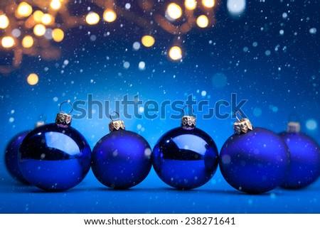Christmas  holidays background  - stock photo