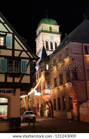 Christmas in Alsace to Kaysersberg