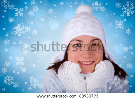 Christmas is coming - stock photo