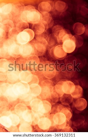 Christmas light/ holiday light / Chinese new year lights / bokeh background / abstract background