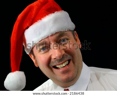 Christmas Party - stock photo