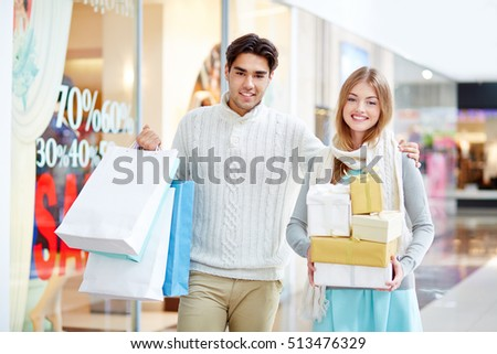 Christmas sales for couple