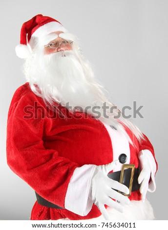 Santa Claus Fat