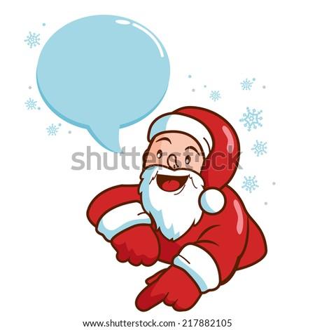 speak to father christmas app