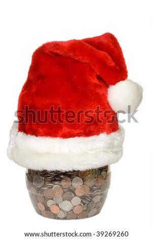 Christmas Savings - stock photo