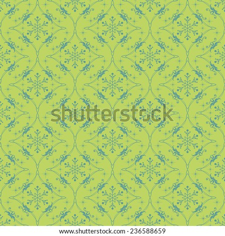 Christmas - Seamless pattern