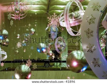 Christmas Spirit - stock photo