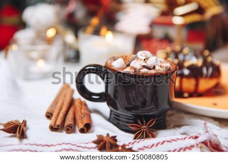 christmas sweets - stock photo