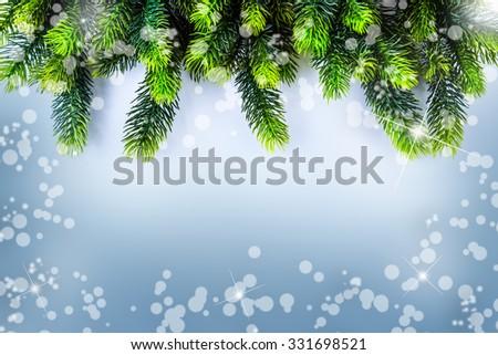 Christmas Time. Christmas border design. Christmas Greeting Card Christmas Time. Christmas border design. Christmas Greeting Card.  - stock photo