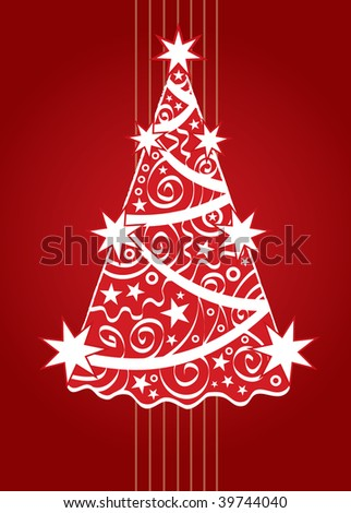 Christmas Tree (in the gallery also available vector version of this image)