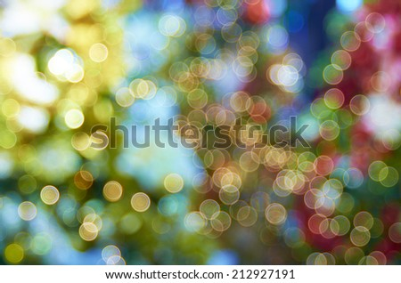 Christmas Tree Ornaments Holiday Season Great Background Image for Christmas - stock photo