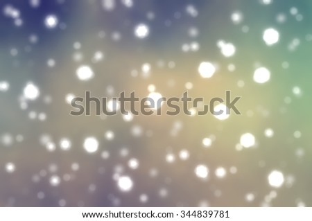 Christmas vintage background. The winter background, falling snowflakes