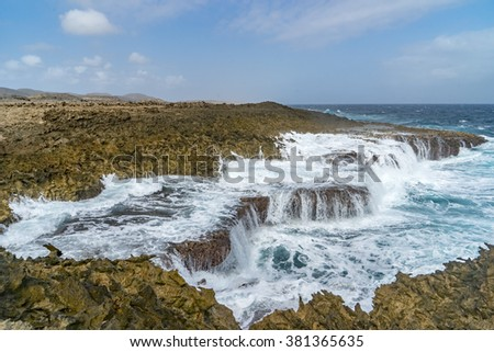 Christoffel Park - Views around the Caribbean island of Curacao