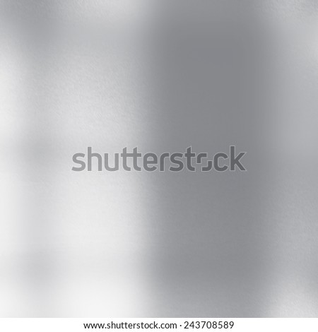 chrome background texture, silver metal - stock photo