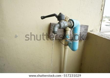 My faucet has no pressure