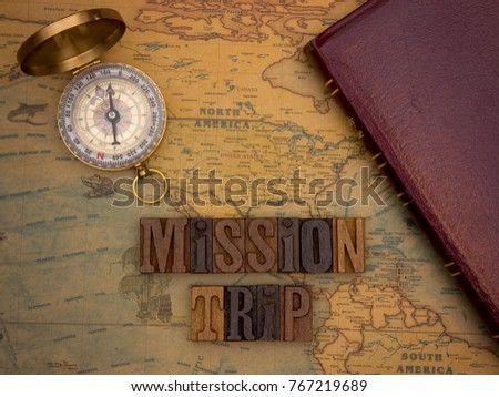 Chrstian Missions Throughout the World
