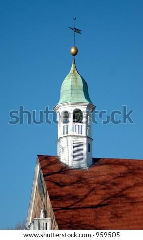 Church Bell - stock photo