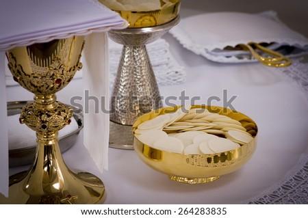 Church spiritual - stock photo