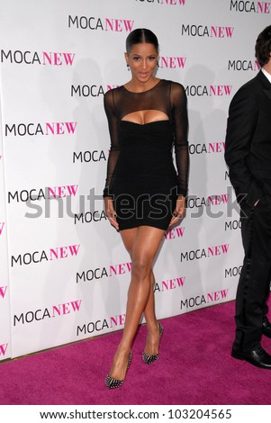 Ciara at the MOCA New 30th Anniversary Gala, MOCA Grand Avenue, Los Angeles, CA. 11-14-09