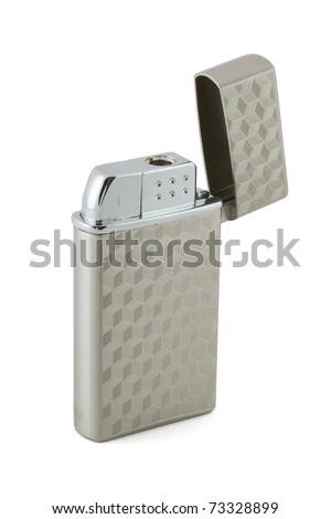 cigarette lighter  isolated on white background