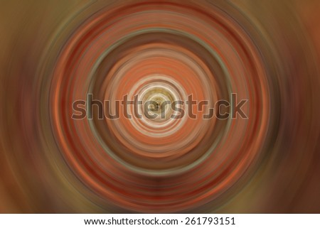 circle blur colorful on wallpaper - stock photo