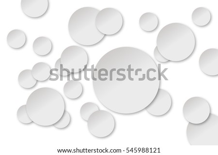 circles background round dots design pattern gray abstract background