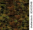 Circuit board seamless background - texture pattern for continuous replicate. - stock photo