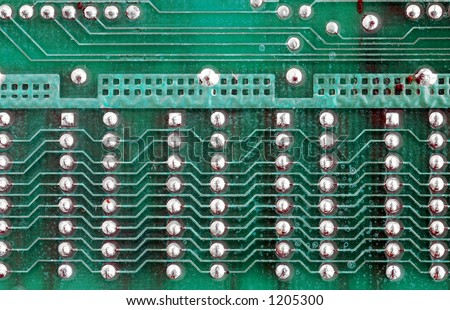 Circuit board, used