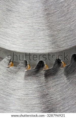 Circular saw - stock photo