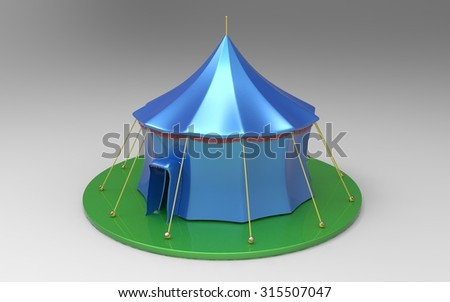 circus and carnival tent toy & Circus Carnival Tent Toy Stock Illustration 315507047 - Shutterstock