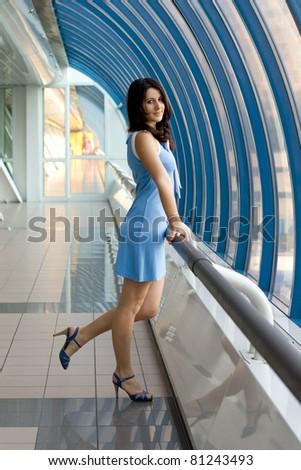 City girl - stock photo