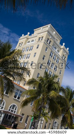 City Hall, Miami, Florida - stock photo
