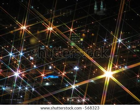 City Light - stock photo