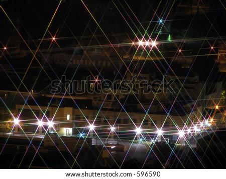 City Light 3 - stock photo