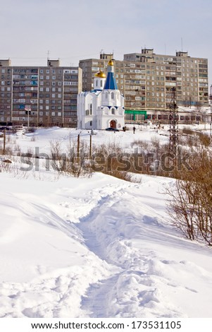 City Murmansk