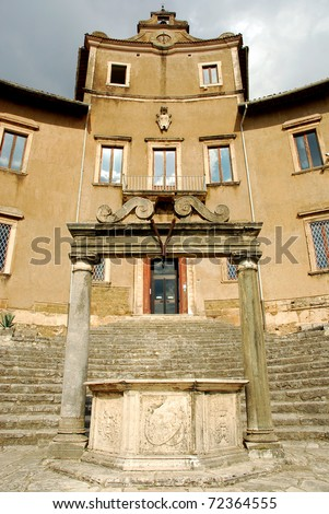 City of Palestrina - Monument - 005