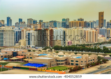 City of Sharjah