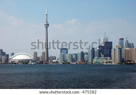 City of Toronto - stock photo