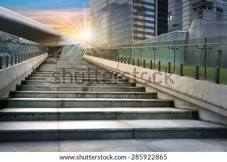 City Scenery  - stock photo