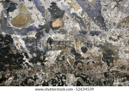 city wall painted textures graffiti background over cement - stock photo